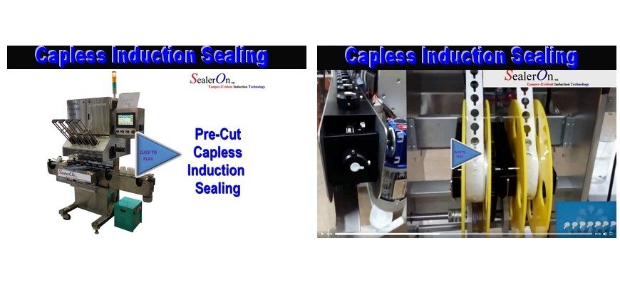 Capless Induction Sealing